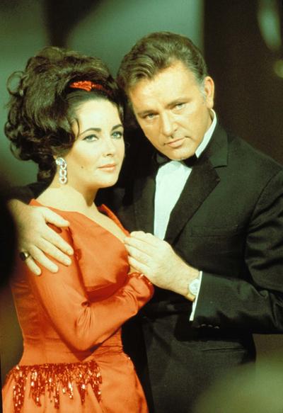 9. Seu coração estava partido porque Richard Burton nunca recebeu um Oscar.