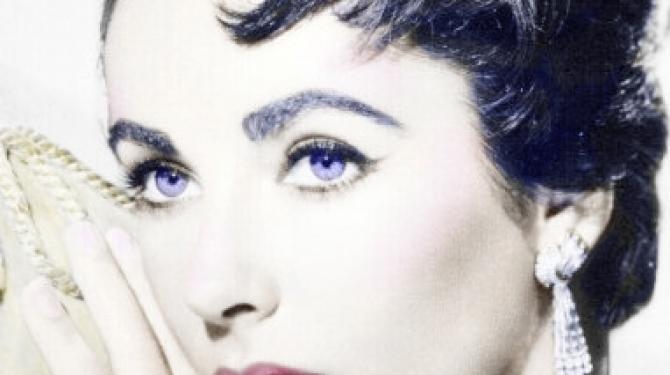 Curiosities of Elizabeth Taylor