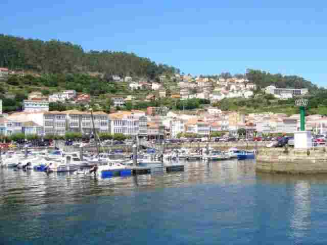 ŚCIANY (Rías Baixas, La Coruña)
