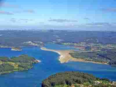 RIA DE ORTIGUEIRA (Rías Altas, A coruña)