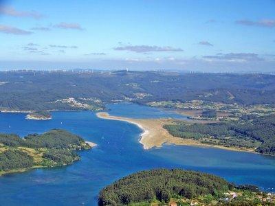 RIA DE ORTIGUEIRA (Rias Altas, Corunha)