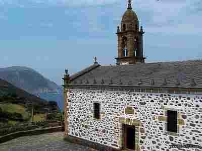 SAN ANDRÉS DE TEIXIDO (Rías Altas, A coruña)
