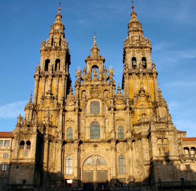 SANTIAGO DE COMPOSTELA (A Coruña)
