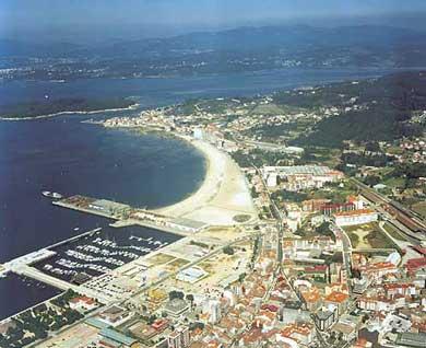 VILLAGARCIA DE AROUSA (Rías Baixas, Pontevedra)
