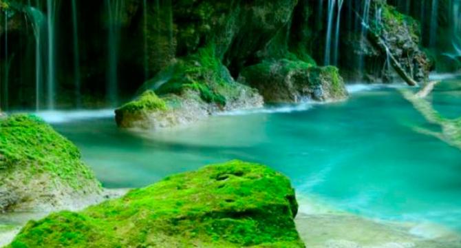 Источник Уредерры, Природный парк Урбаса Андиа (Наварра)