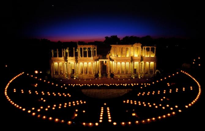Римский театр Мериды