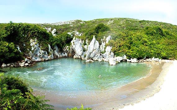 Пляж Гульпиюри (Астурия)