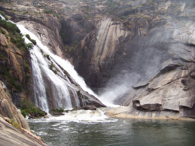 Устье Ксалласа (Эзаро, Ла-Корунья)