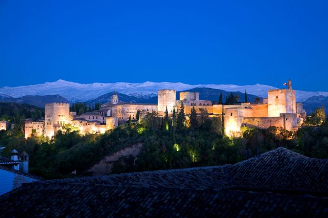 Альгамбра (Гранада)