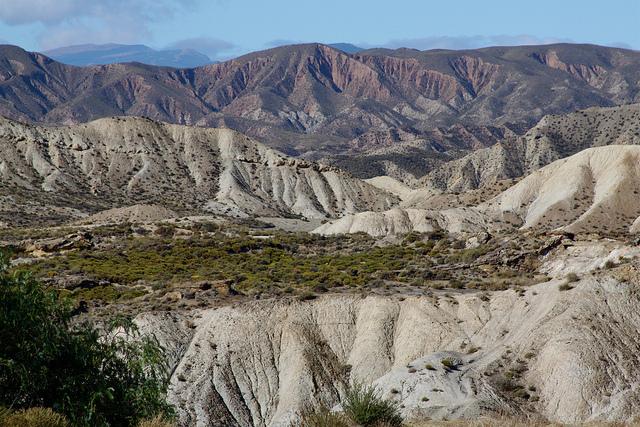 Пустыня Табернас (Альмерия)