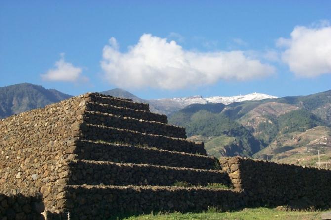 Гуймарские пирамиды (Тенерифе)