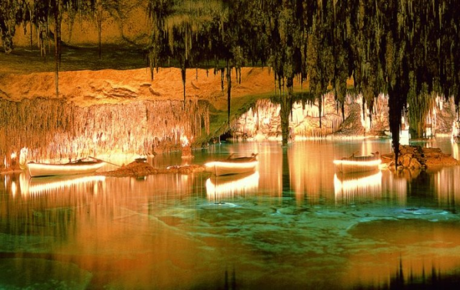 Caves of Drach (Mallorca)