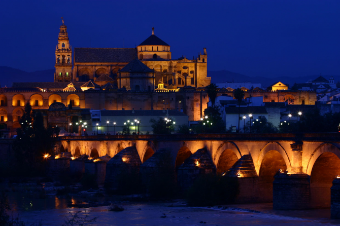 Mosque and Roman Bridge of Cordoba