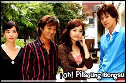Oh Pilseung Bongsunyeon
