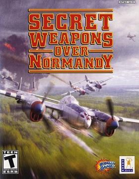 Секретное оружие над Нормандией