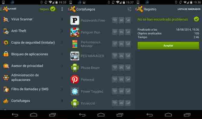 मोबाइल सुरक्षा र एन्टिभाइरस - AVAST