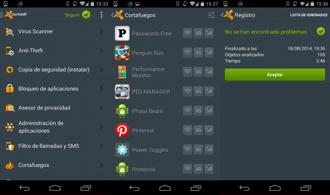 Mobile Security & Antivirus - AVAST