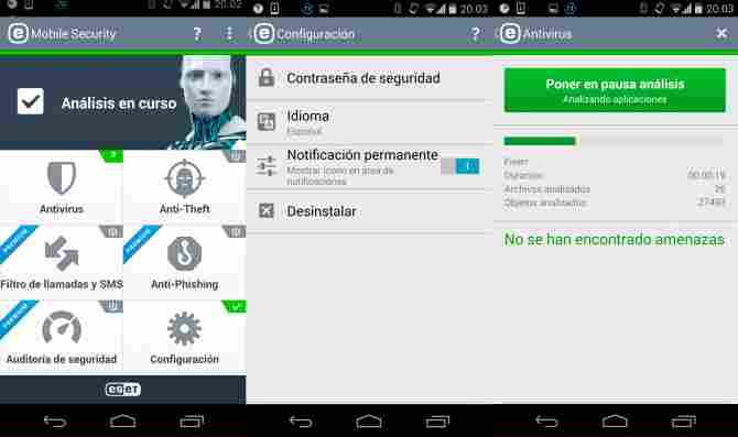 Mobile Security & Antivirus - ESET