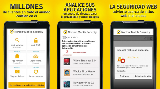 Norton Security dan Antivirus