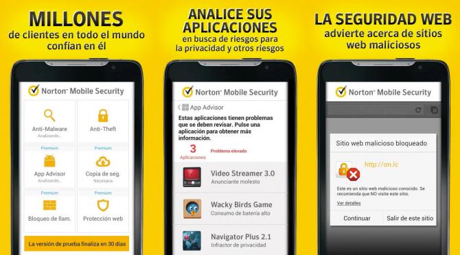 Norton Security và Antivirus
