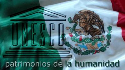 Städer i Mexikos världsarv