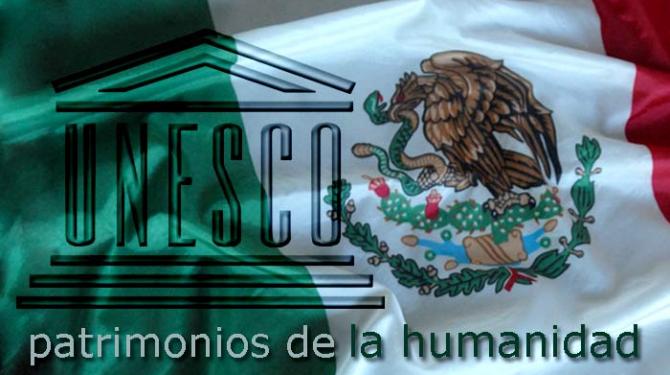 Villes du Mexique patrimoine mondial