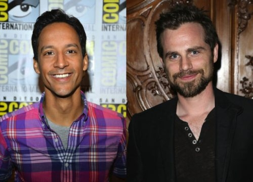 Danny Pudi and Rider Strong (1979, 34 years old)