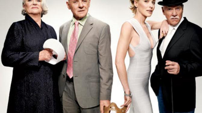 Os melhores atores interpretando vilões do cinema