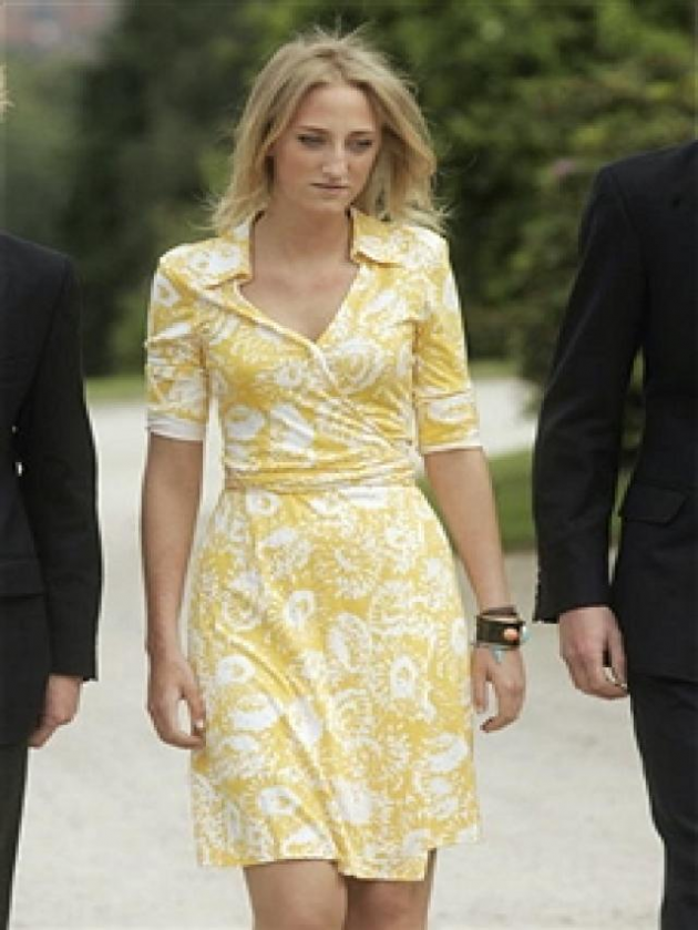 (4) Бельгийская принцесса Луиза Мария