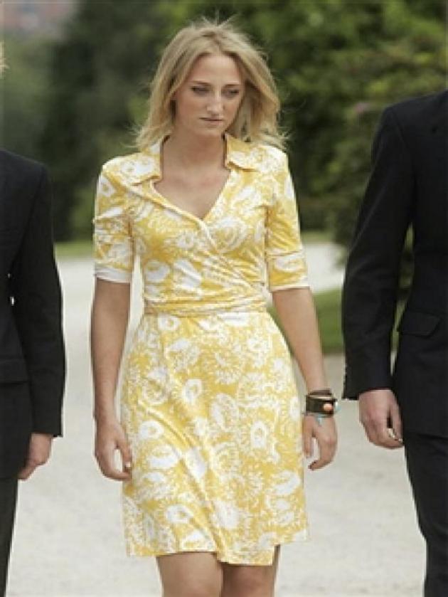 (4) Princesa Luisa María de Bélgica