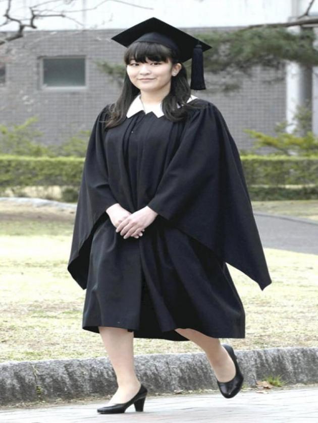 (5) Princesa Mako do Japão