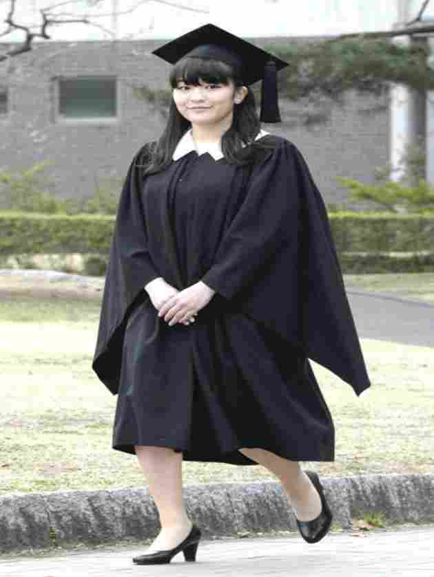 (5) Princess Mako of Japan