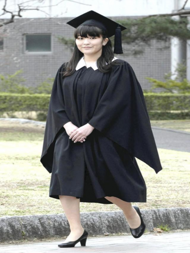 (5) Prinzessin Mako von Japan