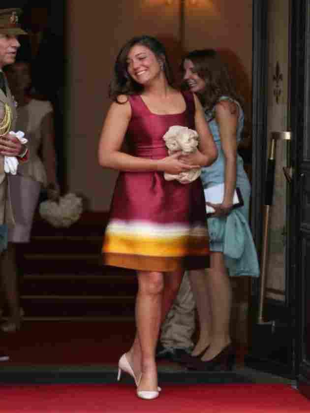 (8) Princess Alejandra of Luxembourg