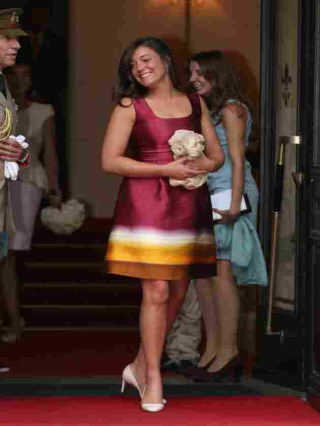 (8) Prinzessin Alejandra von Luxemburg