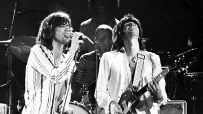 As melhores capas de músicas dos Rolling Stones.