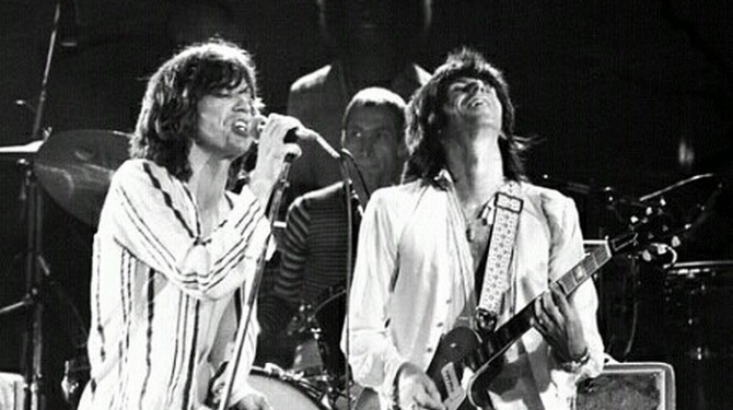 The best song covers of the Rolling Stones.
