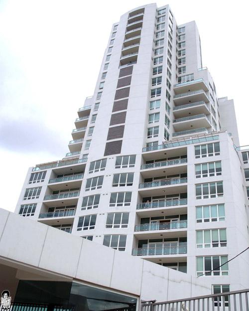 Скай-Тегусигальпа Башня Гондурас 100.5м