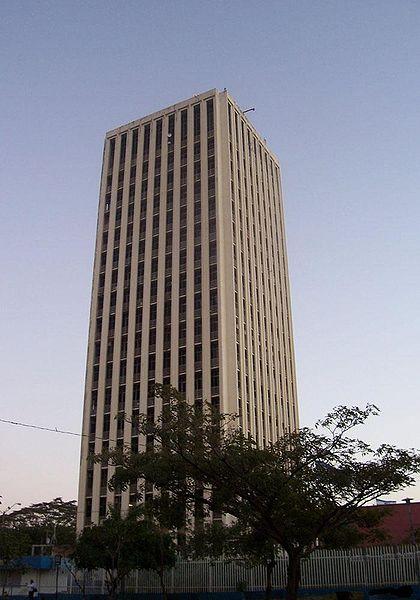 Банко Лас Америкас-Манагуа Никарагуа 60м