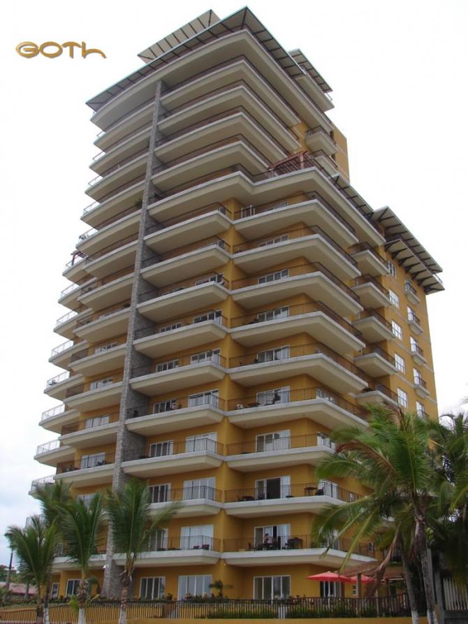 Торре Виста Лас-Пальмас-Жако Коста-Рика 72м