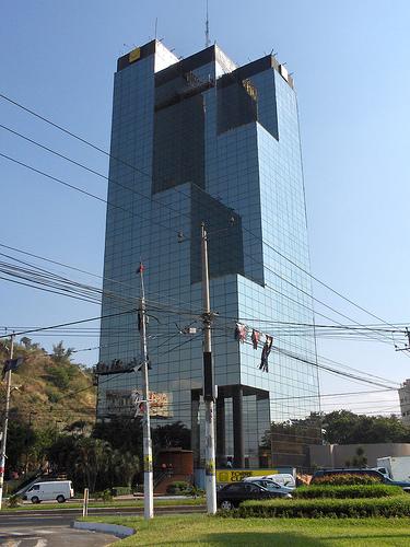 Башня Кускатлан-Сан-Сальвадор-Сальбадор 74м