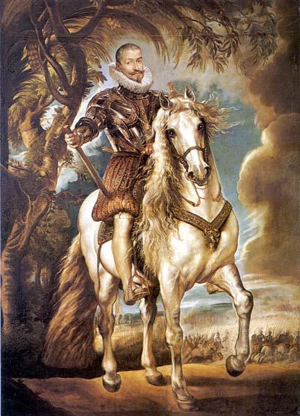 Герцог Лермы (Рубенс)