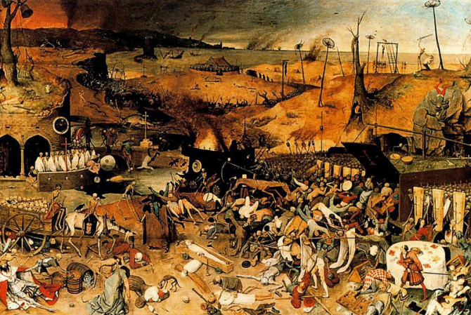 Триумф смерти (Питер Брейгель Старший)