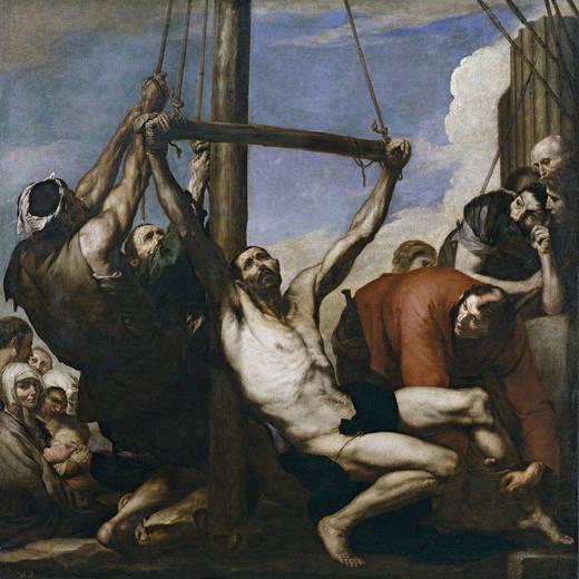 Мученичество Сан Фелипе (Рибера)