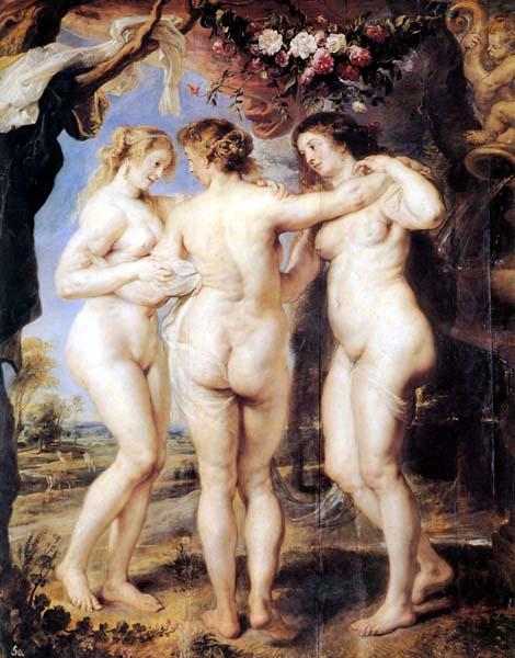 Три Грации (Рубенс)