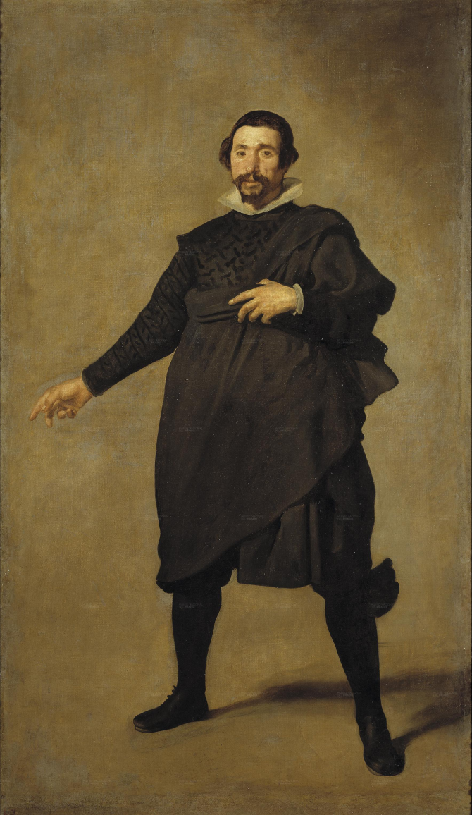 Пабло де Вальядолид (Веласкес)