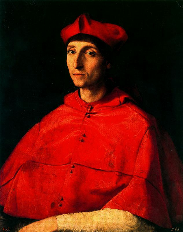 A Cardinal (Rafael)