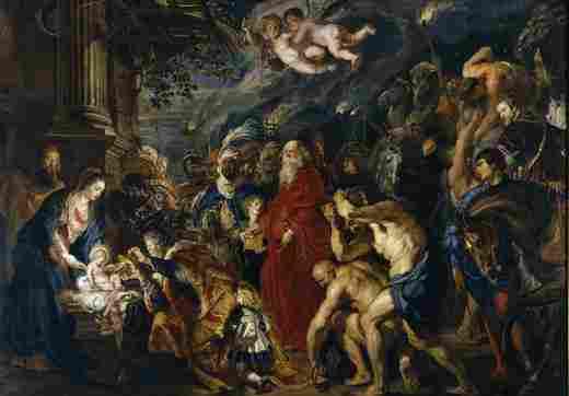 Adoration of the Kings (Rubens)
