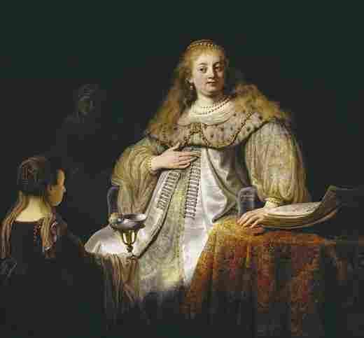 Artemis (Rembrandt)