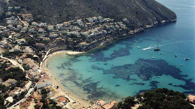 As melhores praias da Comunidade Valenciana